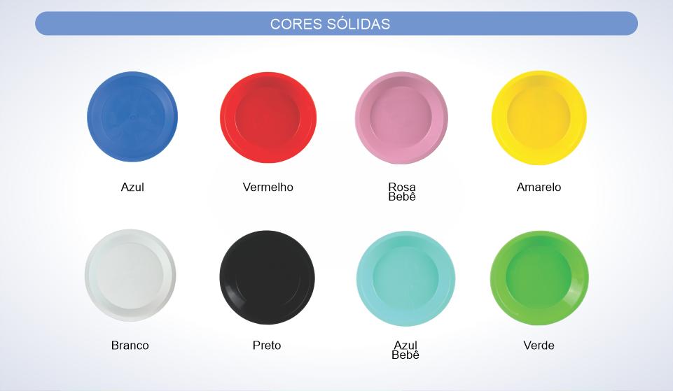 cores prato