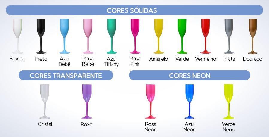 taa champagne personalizada 215 acrilico CORES