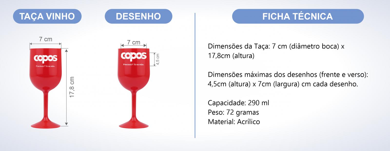 Especificaes Taa Vinho PLATAFORMA