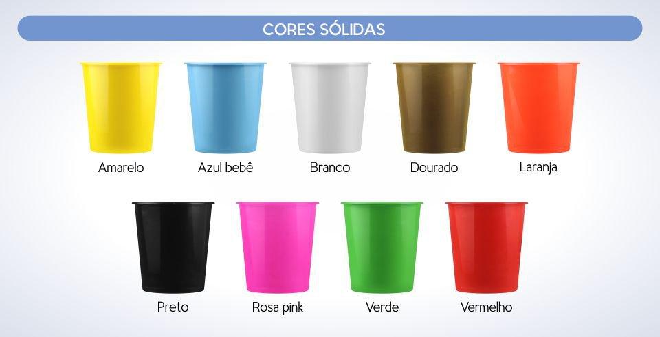 balde pipoca 1l perosnalizado cores