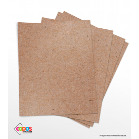 papel adesivo kraft