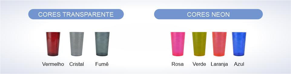 ficha tecnica copo cores copos