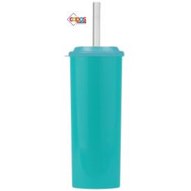 individual long drink canudo