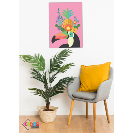 mockup tucano floral