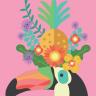 tucano floral