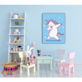 mockup unicornio