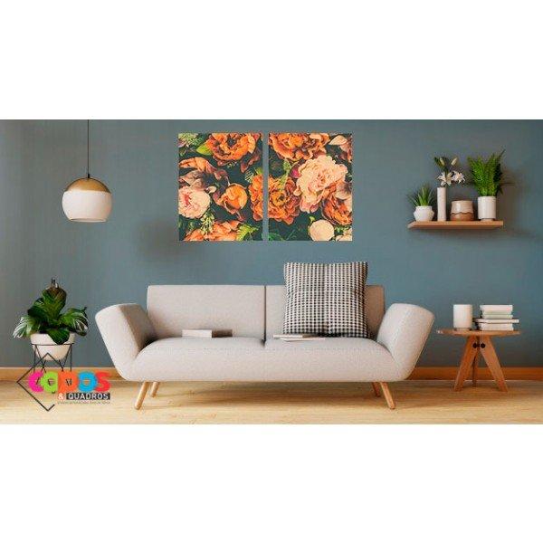 1580 tela flor mockup