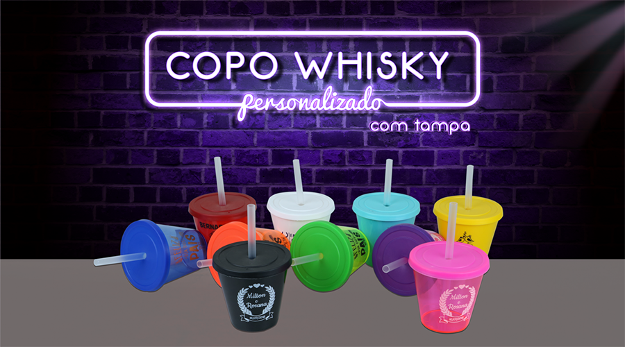 banner whisky tampa canudo