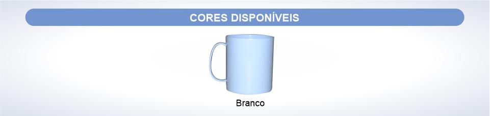 cores disponivel caneca cafe polimero