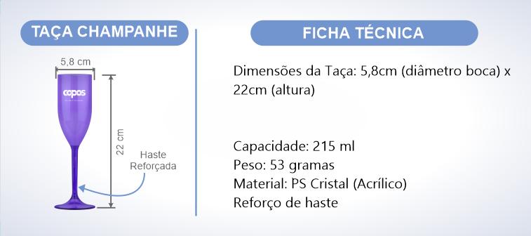 Ficha Tcnica TAA CHAMPANHE transfer