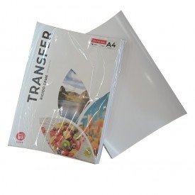 papel transfer a4 loja copos