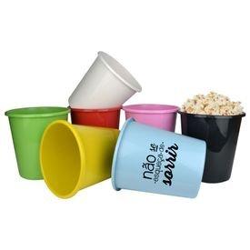 balde pipoca 3 8litros personalizado loja copos